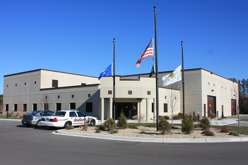 Sherburne County Public Safety Building