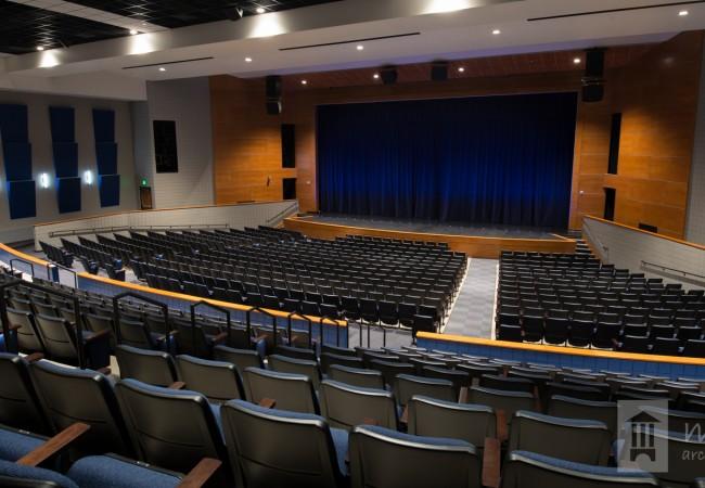 Becker High School Theater